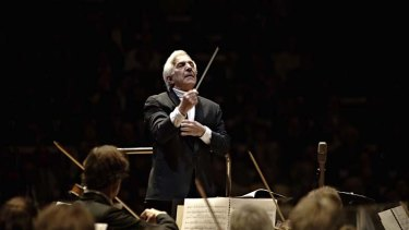'The fact that (Ashkenazy) chose to do that with the SSO says a lot about his confidence with us' . . . Rory Jeffes, Sydney Symphony managing director.
