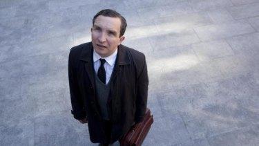 Perfectly cast: Eddie Marsan plays bureaucrat John May with quiet humanity.