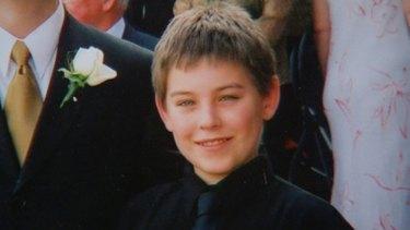 Daniel Morcombe ... missing since December 2003.
