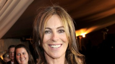 Prime of her life ... Kathryn Bigelow, 58, is far from elderly but for many Brits old age starts at 58.