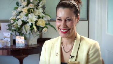 Ellese Templeton is finding great success in the funeral industry.