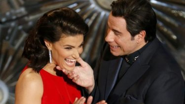 What's in a name? Idina Menzel and John Travolta.