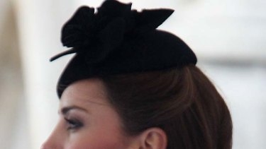 Catherine, Duchess of Cambridge, has already accompanied the Queen on a handful of engagements .