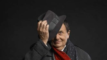 Hats off to Barry ... Humphries worked hard to prepare what often seemed like off-the-cuff remarks.