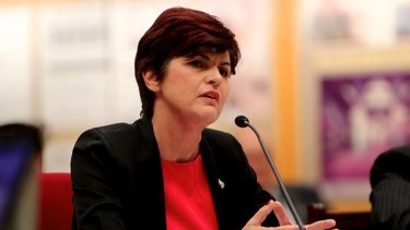 New regulatory framework: Environment Minister Robyn Parker.