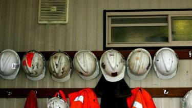 Looking overseas ... temporary migration could help to ease the shortage in mining.