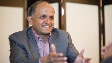 Shantanu Narayen, president and chief executive officer of Adobe.