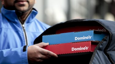 "Domino's Pizza's new menu will include a new ""Premium Range""."