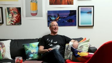 Redbubble chief executive Martin Hosking is focusing on expansion in Europe.