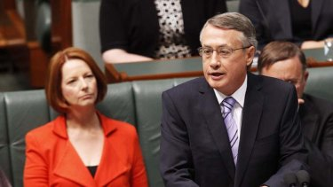 Pushing for reform ... the Labor Left faction.