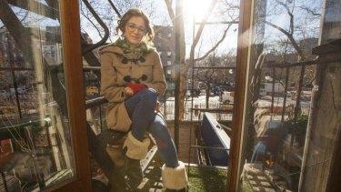'Wielding a gun while rescuing the universe is pretty f--king cool': Bojana Novakovic.