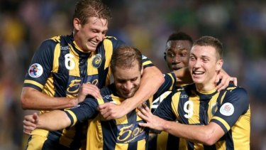 The Central Coast Mariners are keen to play home matches in northern Sydney.
