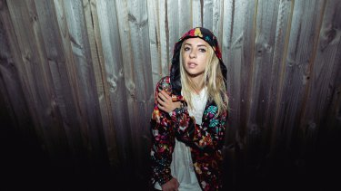 DJ Alison Wonderland, real name Alex Scholler, has become renowned for her live shows.