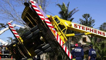 Crane company fined almost $300,000 after family home crushed