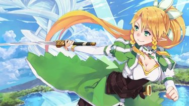 Cassandra Morris is the voice behind a number of popular anime characters, including Leafa from Sword Art Online.