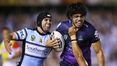Committed to the cause: Michael Ennis.