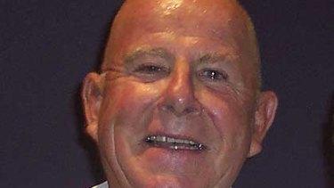 Victim ... Bob Knight, shot as he drove past restaurant.