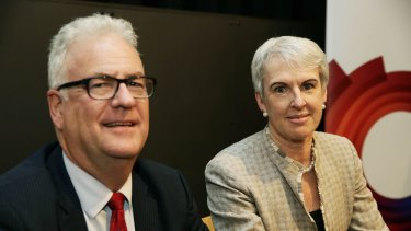 Broadspectrum CEO Graeme Hunt and chair Diane Smith-Gander will oversee the transition to Ferrovial