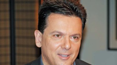 """""""There could be a hidden epidemic of gambling we don't know about"""" ... Nick Xenophon."""
