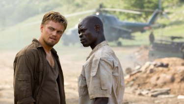In 2008, Australian Vanja Baros made a deal with an executive who worked for notorious Israeli businessman Dan Gertler, the inspiration for the movie Blood Diamond.