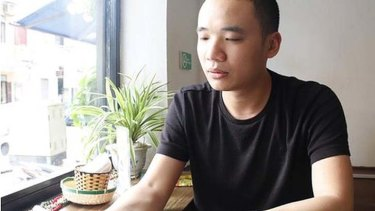 Video games developer Nguyen Ha Dong.