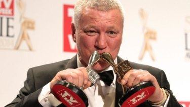 Can <i>The Block</i>'s Scott Cam win his second consecutive Gold Logie?
