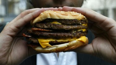 Wood pulp' revelation sparks storm in a Big Mac