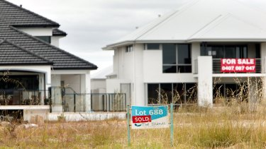Land sales in Perth and house sales in regional WA surge.
