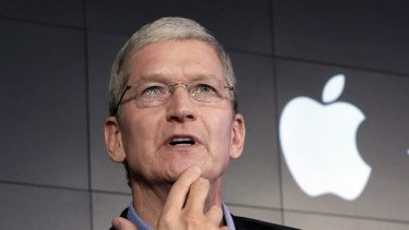 """Tim Cook says the US government effectively wanted the tech giant """"to hack our own users."""""""