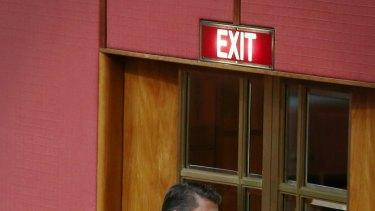 Senator Cory Bernardi pushed amendments that threatened to water down the legislation.