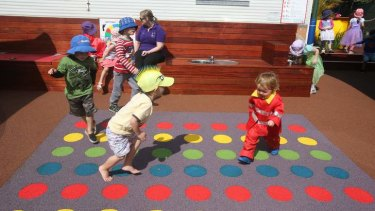 More bottom lips trembling at the changes to funding for community-based preschools?