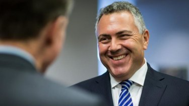 Misses the retirement cut: Joe Hockey.