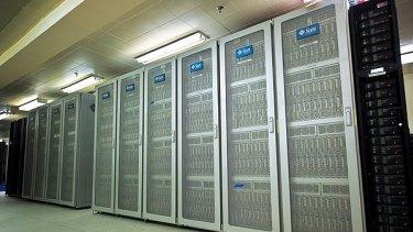 supercomputer vayu