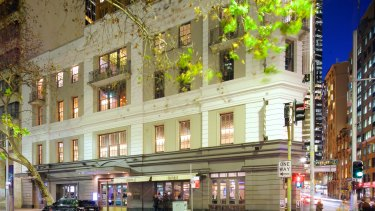 The Republic Hotel in Bridge Street, Sydney, sold for about $35 million.