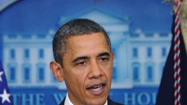 Echoes of the past ... Barack Obama.