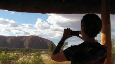 Solid rock ... no ban on climbing Uluru in new management plan.