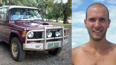 Hungarian backpacker Patrik Merl has been missing since November.