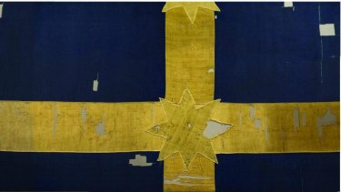 Rebel ensign: The creation of the Eureka Flag has always been shrouded in secrecy.