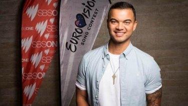 Mixed reaction to the announcement of Guy Sebastian as Australia's representative at Eurovision 2015.