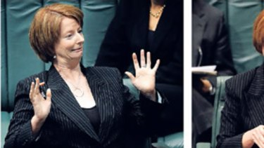 Deputy Prime Minister Julia Gillard had time to take it all in yesterday and point the finger at the Opposition. After a long campaign to see off WorkChoices she was ready to savour the victory.