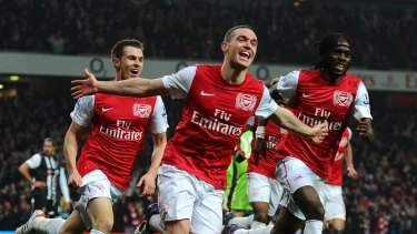 A single share in The Gunners will set you back  $US24,197.