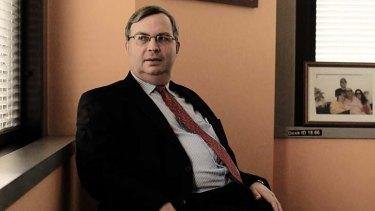 Pillar Administration CEO Peter Beck.