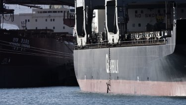 Economy well afloat. Net exports contributed much more than expected to GDP.