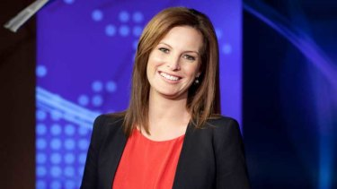 Epic: Wendy Kingston hosts <i>Nine News Now</i>, the first 75 minutes of Nine's 150-minute afternoon news block.