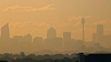 Shots taken by smh readers this afternoon.