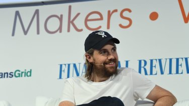 "Atlassian's Mike Cannon-Brookes:  ""I've learned a lot of the dark arts of power, both political and electric, over the past few days."""