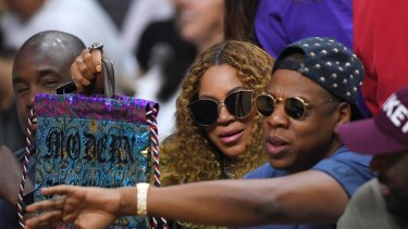 new concept c61a0 d5020 Beyonce said to be interested in buying stake in $2.5b NBA ...