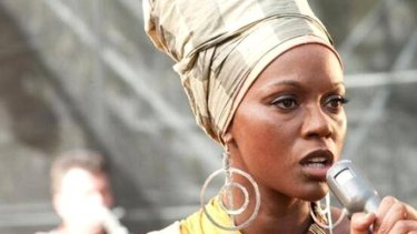 Zoe Saldana's casting in Nina has raised questions about diversity in Hollywood.