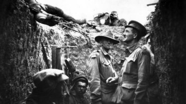 Historic milestone: The battle for Gallipoli has a special significance in the evolution of modern Australia.