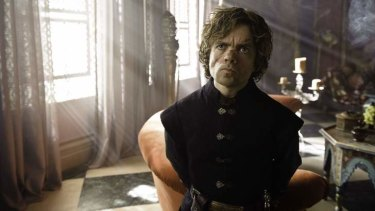Peter Dinklage in <i>Game of Thrones</i>.